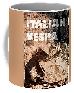 Italian Vespa Coffee Mug