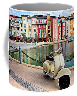 Italian Vista Series 8011y Coffee Mug