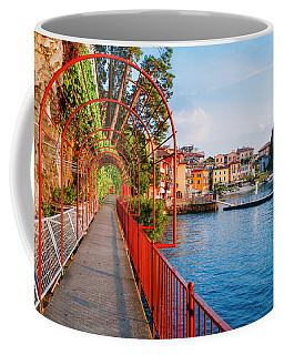 Italian Walk Of Love  Coffee Mug