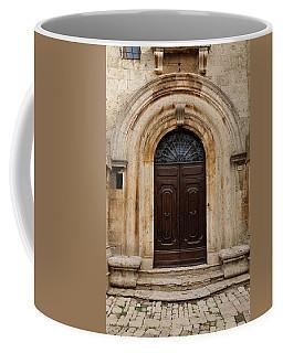 Italy - Door Eighteen Coffee Mug