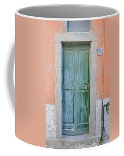 Italy - Door Five Coffee Mug