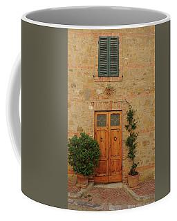 Italy - Door Nine Coffee Mug
