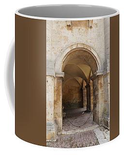 Italy - Door Sixteen Coffee Mug