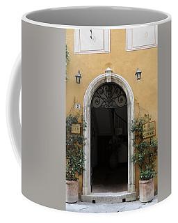 Italy - Door Thirteen Coffee Mug