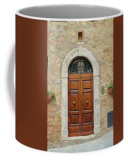 Italy - Door Twelve Coffee Mug