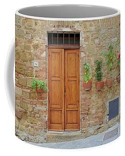 Italy - Door Twenty Coffee Mug