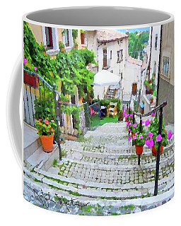 Italy In The Spring  Coffee Mug