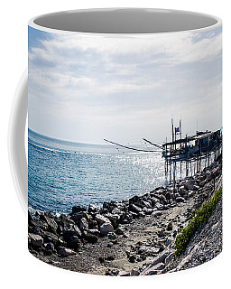 Italy - The Trabocchi Coast 2  Coffee Mug