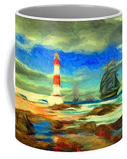 Itapua Lighthouse 1 Coffee Mug