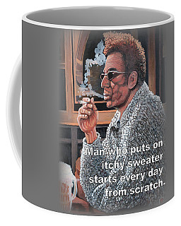 Itchy Sweater Coffee Mug