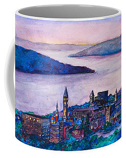 Ithaca Ny Coffee Mug