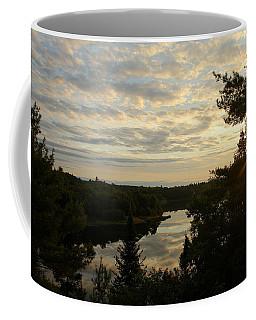 It's A Beautiful Morning Coffee Mug by Debbie Oppermann