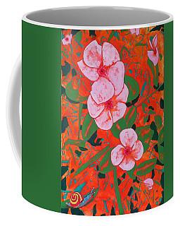 It's A Big World Coffee Mug