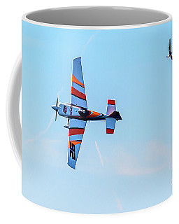 It's A Bird And A Plane, Red Bull Air Show, Rovinj, Croatia Coffee Mug