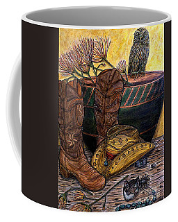 It's A Girl Thing Coffee Mug