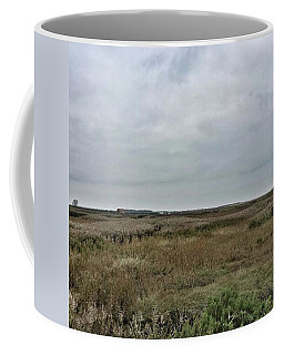 It's A Grey Day In North Norfolk Today Coffee Mug