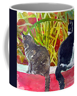 It's A Jungle Out There Coffee Mug
