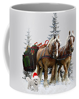 A Christmas Wish Coffee Mug