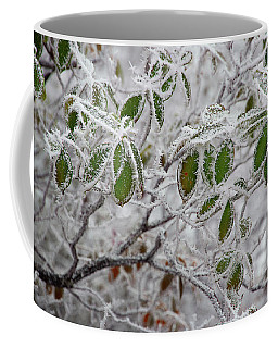 It's Cold Outside Coffee Mug by Mike Eingle