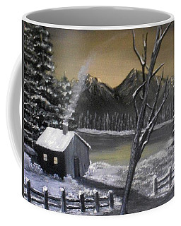It's Cold Outside Coffee Mug