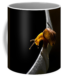 It's Dark Down There Coffee Mug