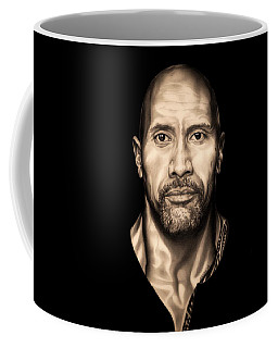 It's Game Time Coffee Mug by Fred Larucci