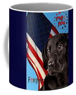 It's Just You And Me Coffee Mug