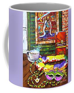 It's Mardi Gras Time Coffee Mug