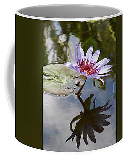Its Shadow Coffee Mug