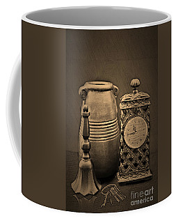 It's Time For... Coffee Mug by Sherry Hallemeier