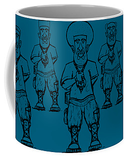 Iuic Soldier 1 W/outline Coffee Mug