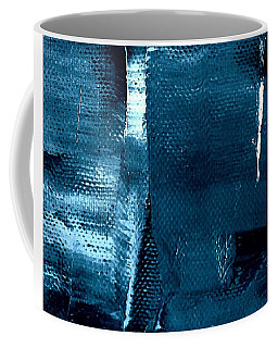 Coffee Mug featuring the painting I've Got The Blues by VIVA Anderson