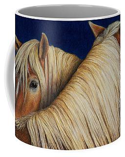 I've Got Your Back Coffee Mug by Pat Erickson