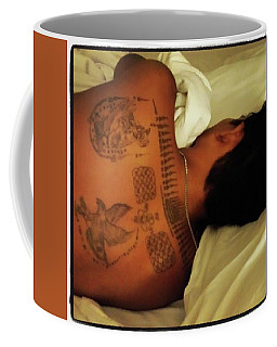 Coffee Mug featuring the photograph I've Just Been So Enjoying The Street by Mr Photojimsf
