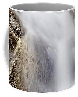 Coffee Mug featuring the photograph Ivory And Bronze  by Az Jackson