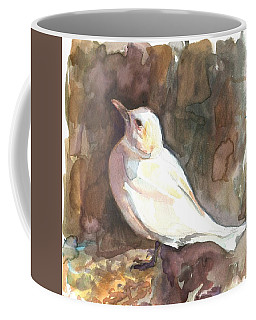 Ivory Gull Coffee Mug