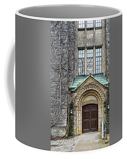 Ivy And The Door Coffee Mug