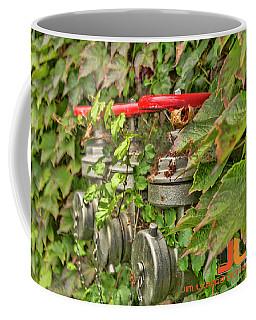 Ivy Standpipe Coffee Mug
