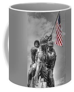 Iwo Jima Coffee Mug