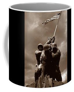 Iwo Jima War Memorial Washington Coffee Mug
