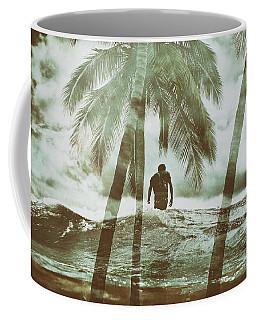 Izzy Jive And Palms Coffee Mug