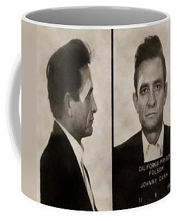 J Cash Coffee Mug