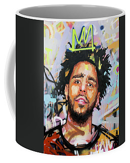 J Cole Coffee Mug