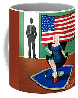 Jack And Marilyn Coffee Mug