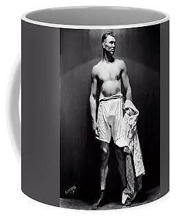 Jack Dempsey - Manassa Mauler  C. 1920 Coffee Mug