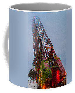 Jack Knife Bridge Coffee Mug