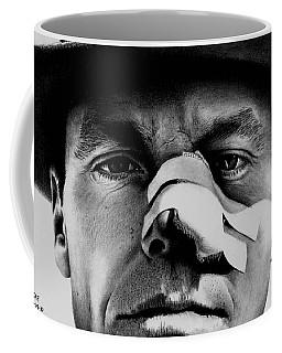Jack Nicholson In Chinatown Coffee Mug