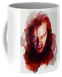Jack Nicholson, The Shining Coffee Mug