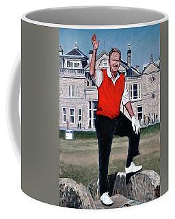 Jack Nicklaus Coffee Mug