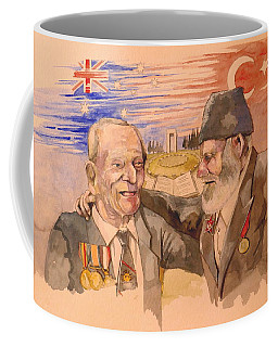 Jack Ryan And Hyseyin Kacmaz Coffee Mug